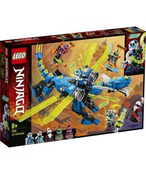 LEGO NINJAGO 71711 Le Cyber Dragon de Jay