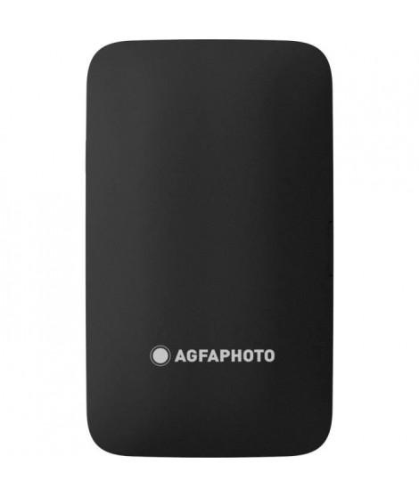 AGFA AMP23BK Mini imprimante photo - 2*3 - Noir