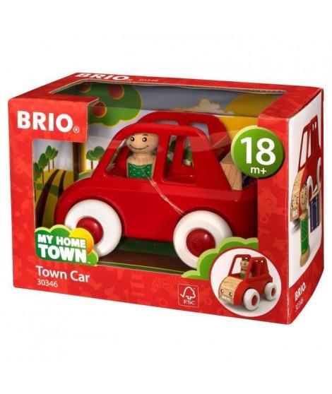 BRIO - My Home Town - Voiture Depart En Week-End - Jouet en bois