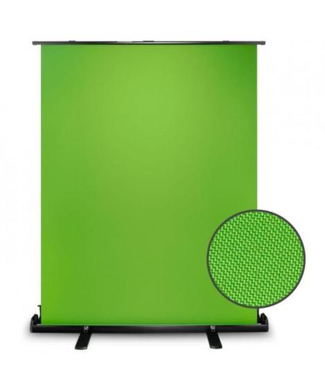 OPLITE Supreme Green Screen - Fond vert portatif et rétractable