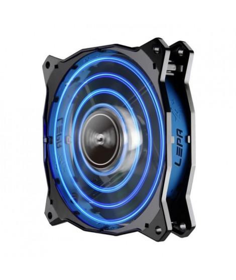 LEPA Ventilateur CHOPPER ADVANCE - Bleu - 12cm
