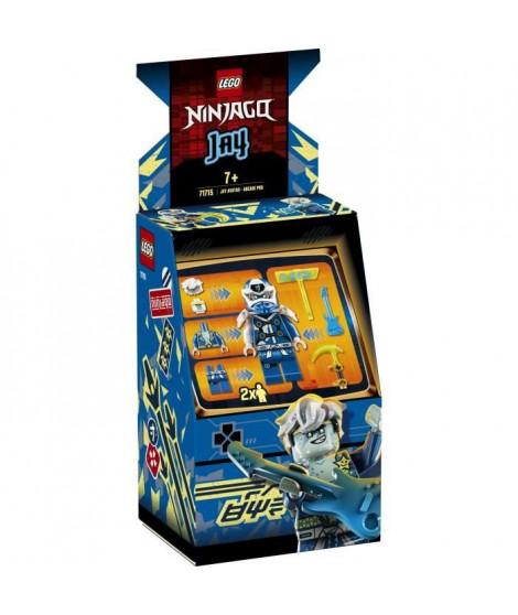 LEGO NINJAGO 71715 Avatar Jay - Capsule Arcade