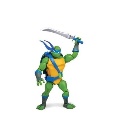 ROTMNT - Figurine articulée avec accessoires - LEO CARAPACE