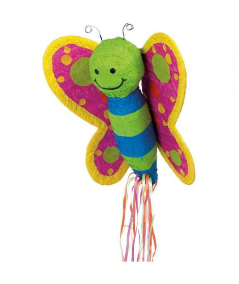 AMSCAN Pinata Papillon - A tirer