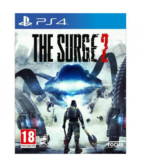 The Surge 2 Jeu PS4