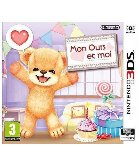 Mon ours et moi Jeu 3DS