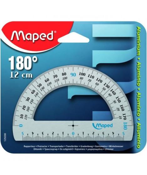 MAPED - Rapporteur 180° - Base - 12 cm