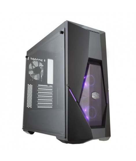 COOLER MASTER Boîtier PC MasterBox K500 avec RGB LED fan