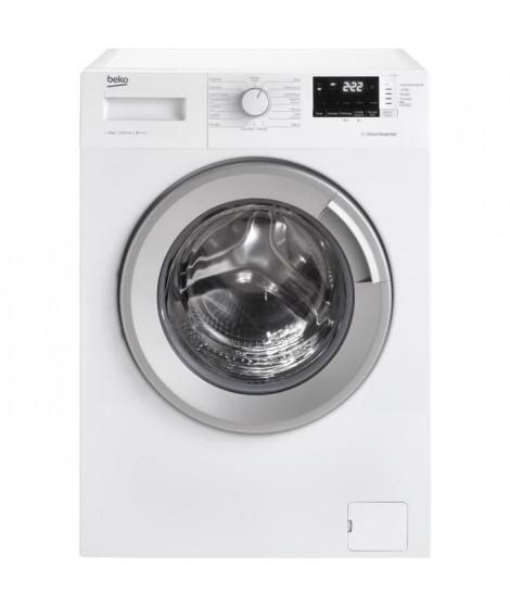 BEKO - LLF10W4 - Lave-linge Frontal - 10kg - A+++ (-10%) - 15 programmes - Blanc