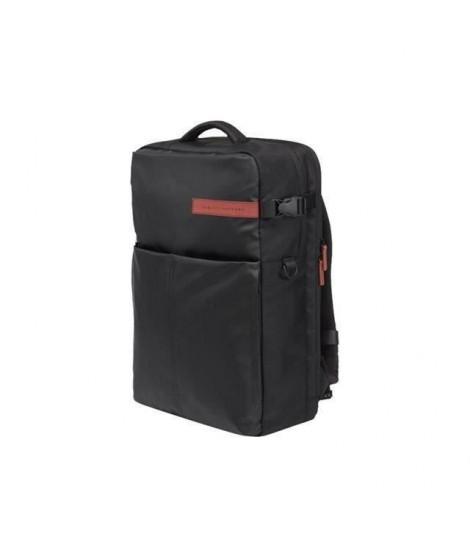 HP OMEN 17.3 Gaming Backpack Sac a dos Gamer - Etanche, Compatible Jusqu'a 17 Pouces,  poches d'accessoires, Noir/Rouge