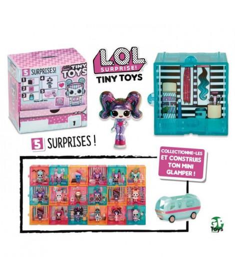 L.O.L. Surprise - Tiny Toys - Modeles aléatoires