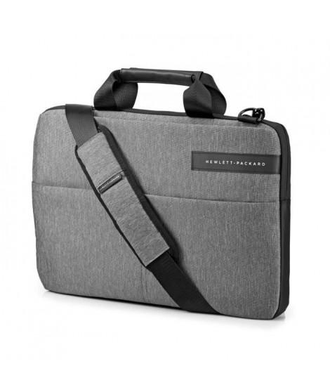 HP Sacoche pour ordinateur portable - Signature Slim Topload - 14 - Noir / Gris