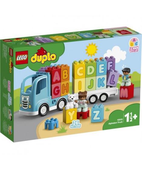 LEGO DUPLO 10915 Le camion des lettres