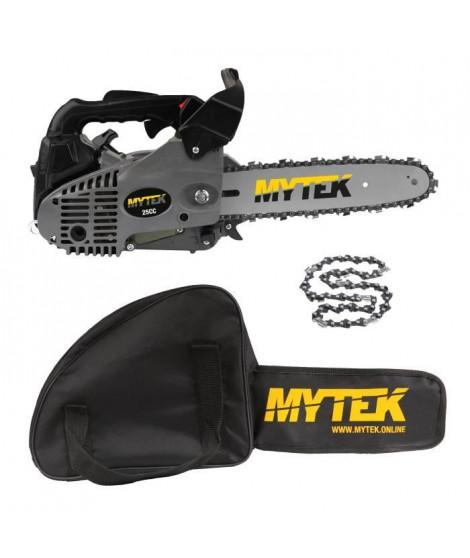 MYTEK Pack Elagueuse 25,4CC - Chaîne et Housse - Taille de coupe 25cm