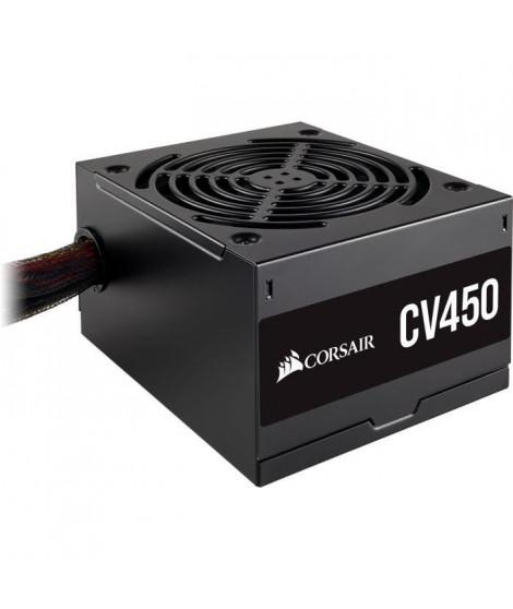 CORSAIR Alimentation PC - CV Series CV 450 - 80 PLUS BRONZE - 450W (CP-9020209-EU)