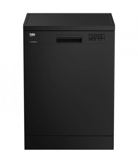 BEKO - LAP65B2 - Lave-vaisselle - 15cvts - 45db(A) - A++ - 60cm - Noir
