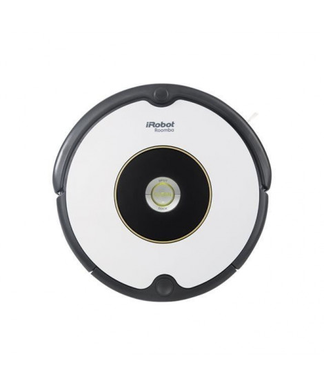 IROBOT ROOMBA 605 Aspirateur robot - 240 V - 61 dB -120 minutes d'autonomie