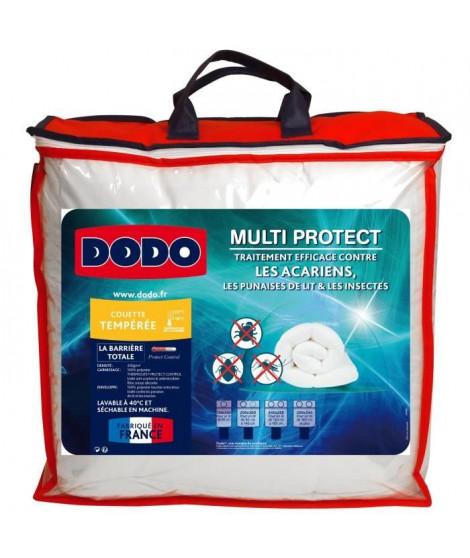 DODO Couette tempérée MULTIPROTECT - 200 x 200 cm
