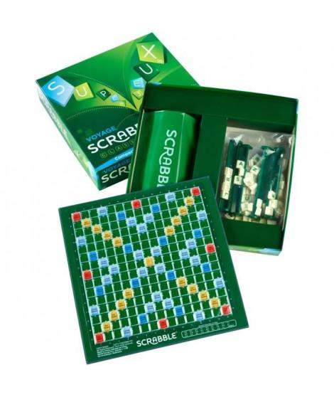 SCRABBLE - Scrabble Voyage - Jeu de Société