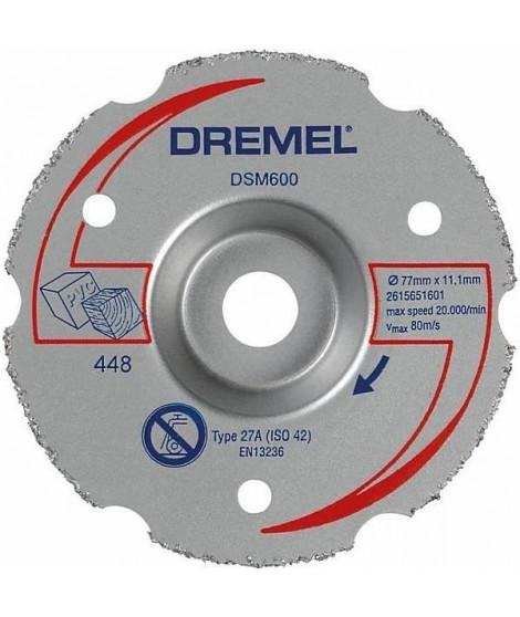 DREMEL Couteau rigide 40mm M600 pour Multi-max