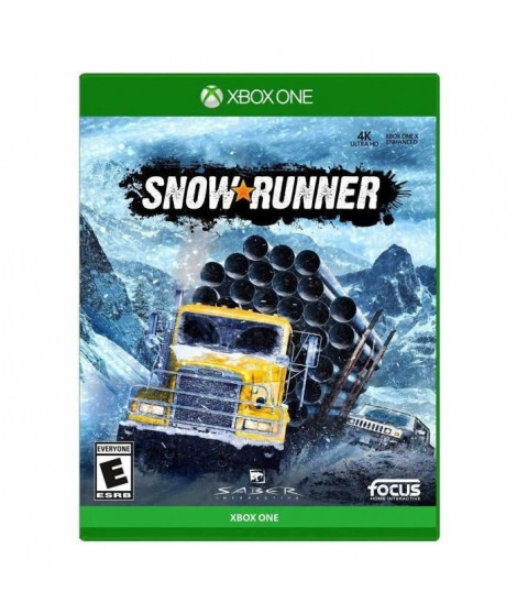 SnowRunner Jeu Xbox One