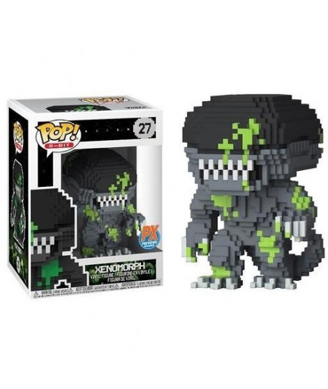 Figurine Funko Pop! Alien: Xenomorh Éclaboussure de sang - Exclusive