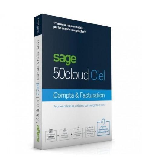 SAGE 50cloud COMPTA+FACTURATION - 30 jours