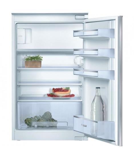 BOSCH KIL18V20FF - Réfrigérateur 1 porte encastrable - 129L - Froid statique - A+ - L 56cm x H 88cm