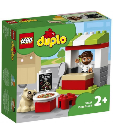 LEGO DUPLO 10927 Le stand a pizza