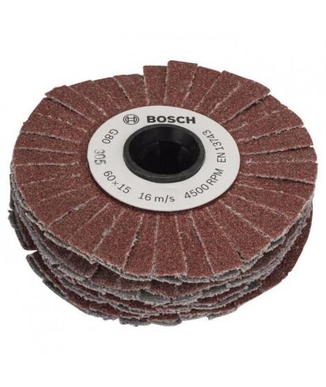 BOSCH Rouleau flexible PRR 15mm G80