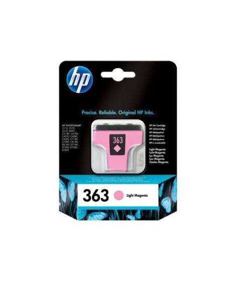 HP 363 cartouche d'encre magenta clair authentique pour HP Photosmart C5190/C6180/C6270/C7280 (C8775EE)