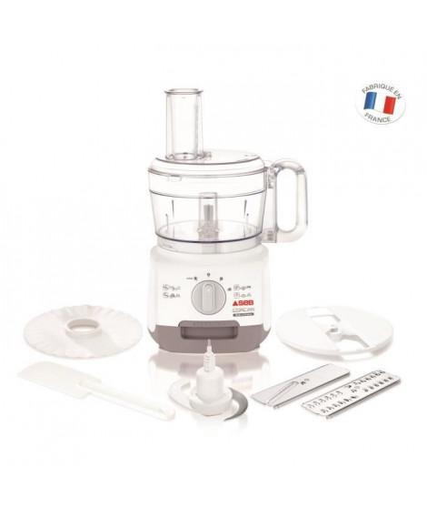SEB DO221F00 Robot multifonction Store'Inn Successor - Blanc