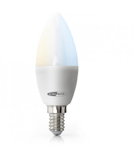 CALIBER HWL1201  Ampoule LED intelligente E14 blanc froid a blanc chaud contrôlée par App.