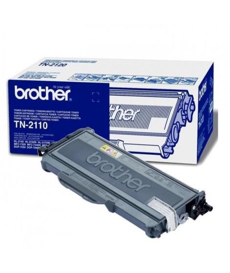 Brother TN-2110 Toner Laser Noir (1500 pages)