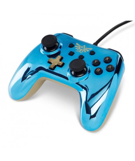 POWER A Manette switch Wired controller Zelda link