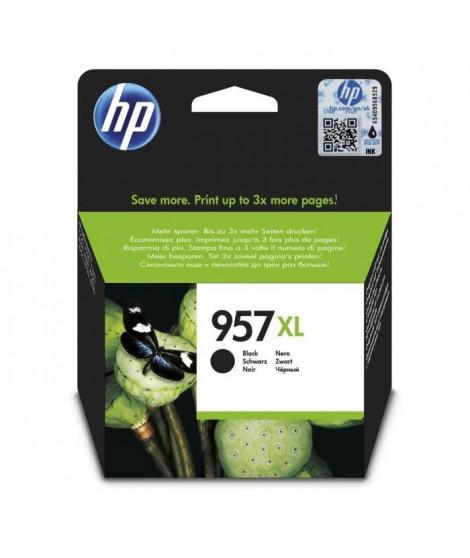 HP Cartouche d'encre 957XL Original - Noir