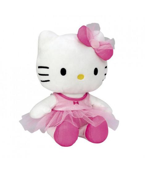 Jemini Hello Kitty ballerine peluche +/- 27 cm