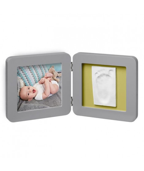 BABY ART Modern Print Frame Gris