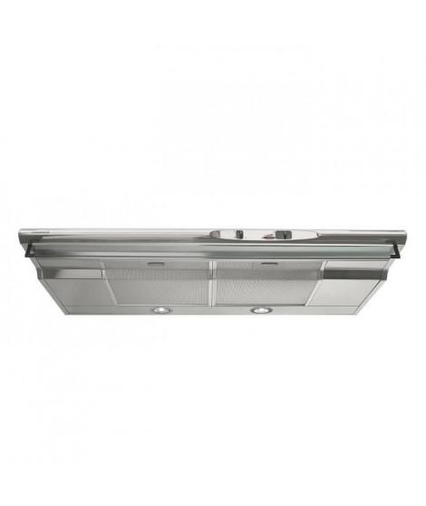 ROSIERES - RHC940IN - Hotte casquette - 400m3/h max - 60dB max - 3 vitessses - L90cm - Inox