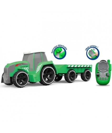 TOOKO - Tracteur Radiocommandé Avec Remorque