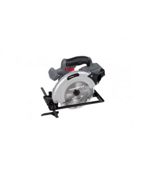 POWER PLUS  POWEB2520 Scie circulaire 18v 165mm li-ion  (sans batterie ni chargeur)