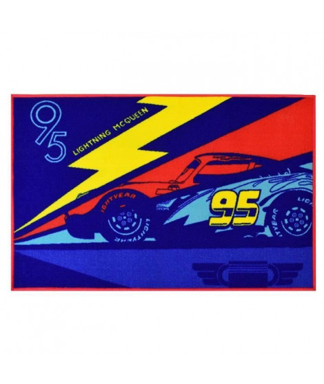 Fun House Disney Cars tapis 120x80 cm pour enfant