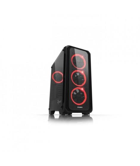 ZALMAN Z7 Neo Noir (Verre trempé) - Boîtier sans alimentation - Moyen tour - Format ATX