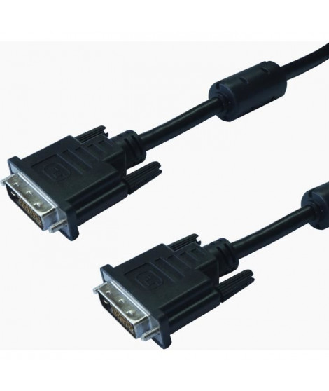 CONTINENTAL EDISON Câble DVI - 3m