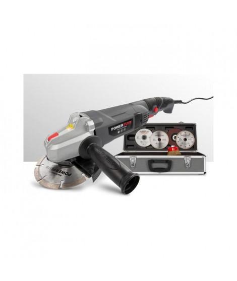 POWERPLUS Meuleuse d'angle - 900 W - 125mm