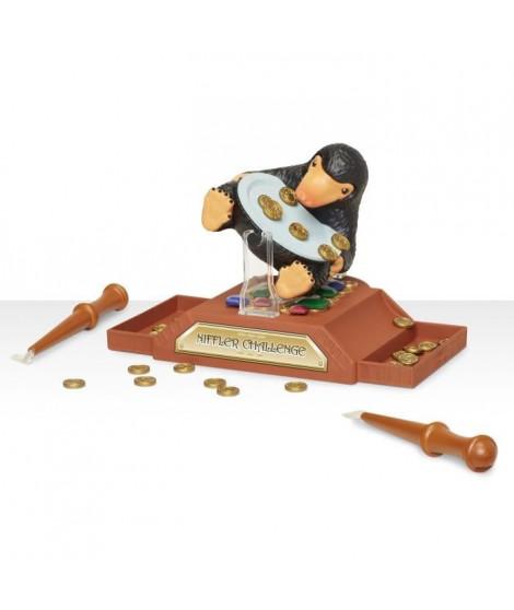 JAKKS PACIFIC 2 baguettes, 1 roue, 1 base Niffler et 60 pieces pierres avec le jeu