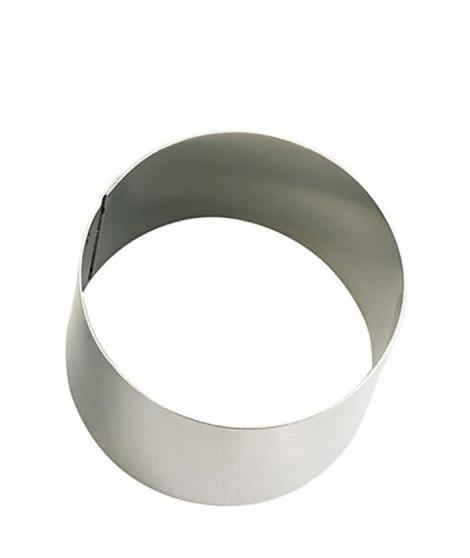 DE BUYER Cercle Collectivite - Ø 12 cm Argenté
