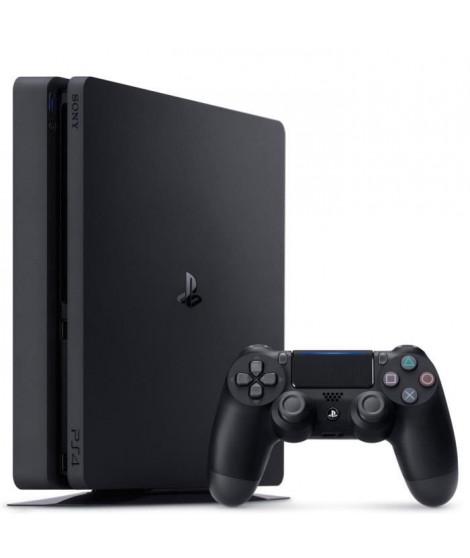 PS4 500 Go Noire
