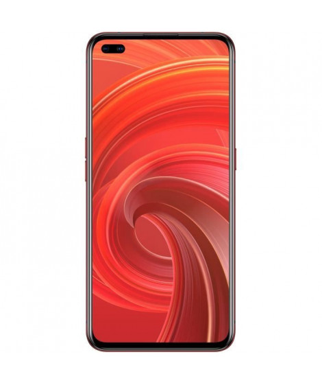 REALME X50 Pro 5G Rouge rustique 256 Go - RAM 8 Go