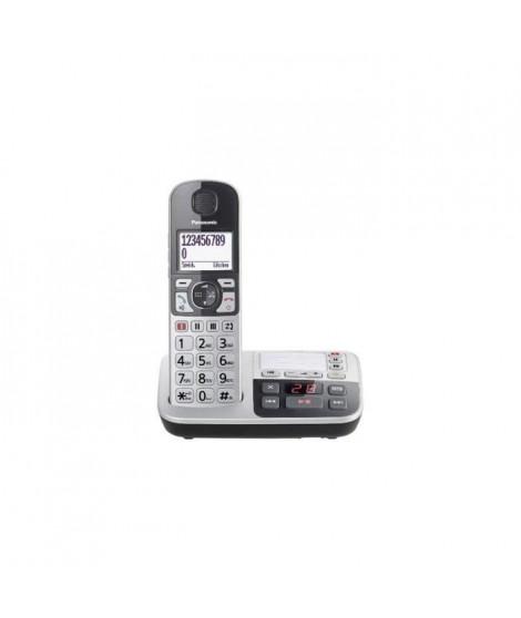 PANASONIC Téléphone KXTGE520FRS DECT sans fil et sans répondeur